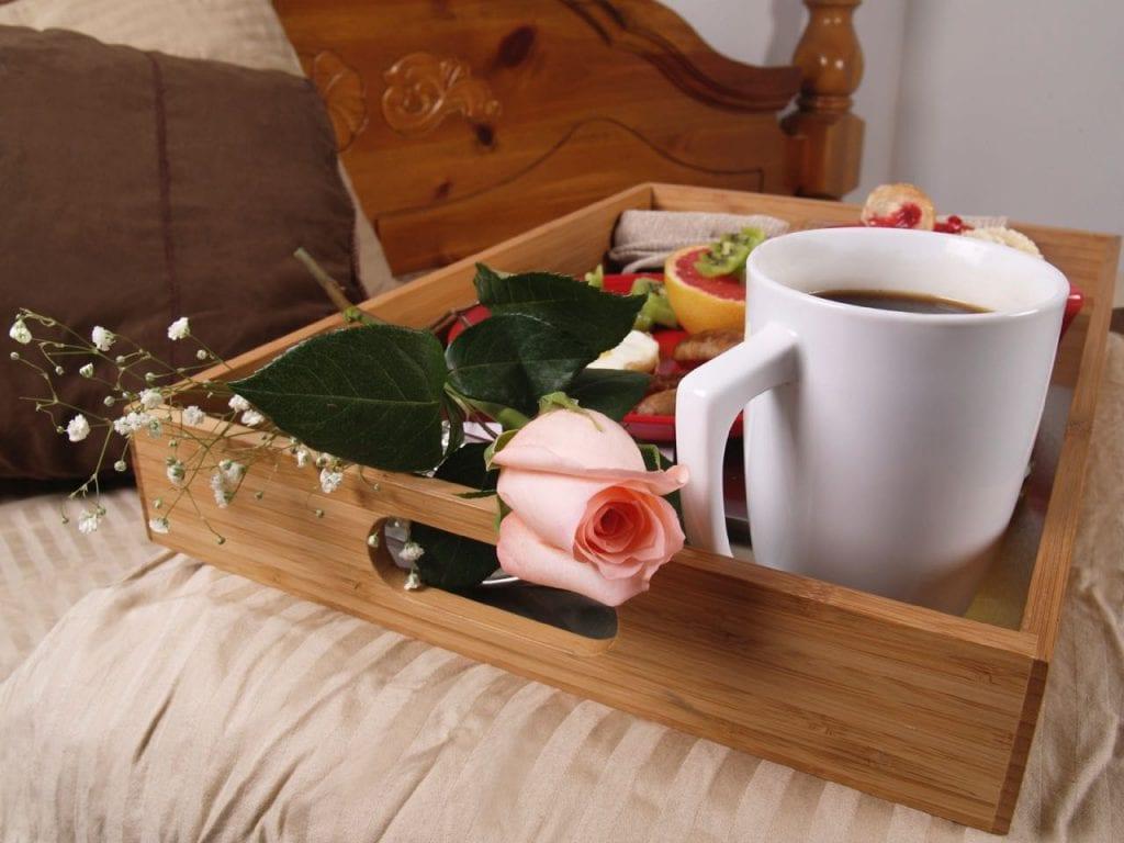 Romantic RiverSong Breakfast In Room