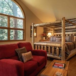 Meadow Bright bedroom