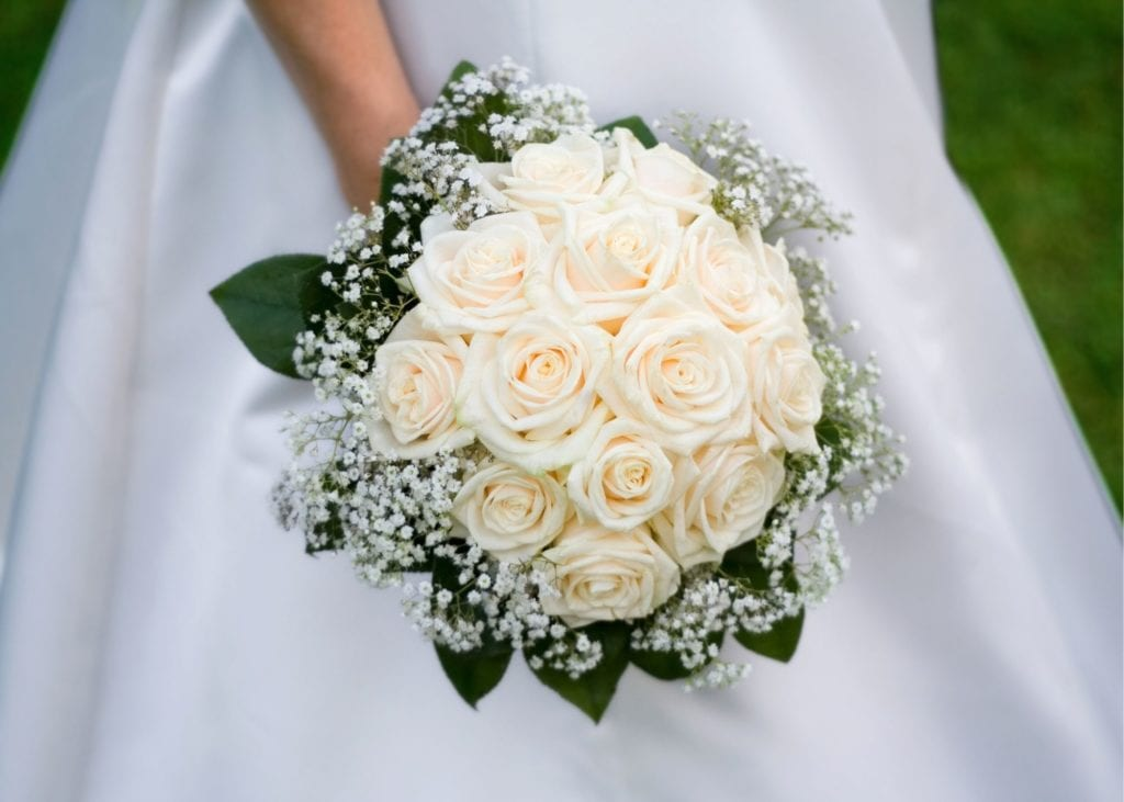elopement boquet