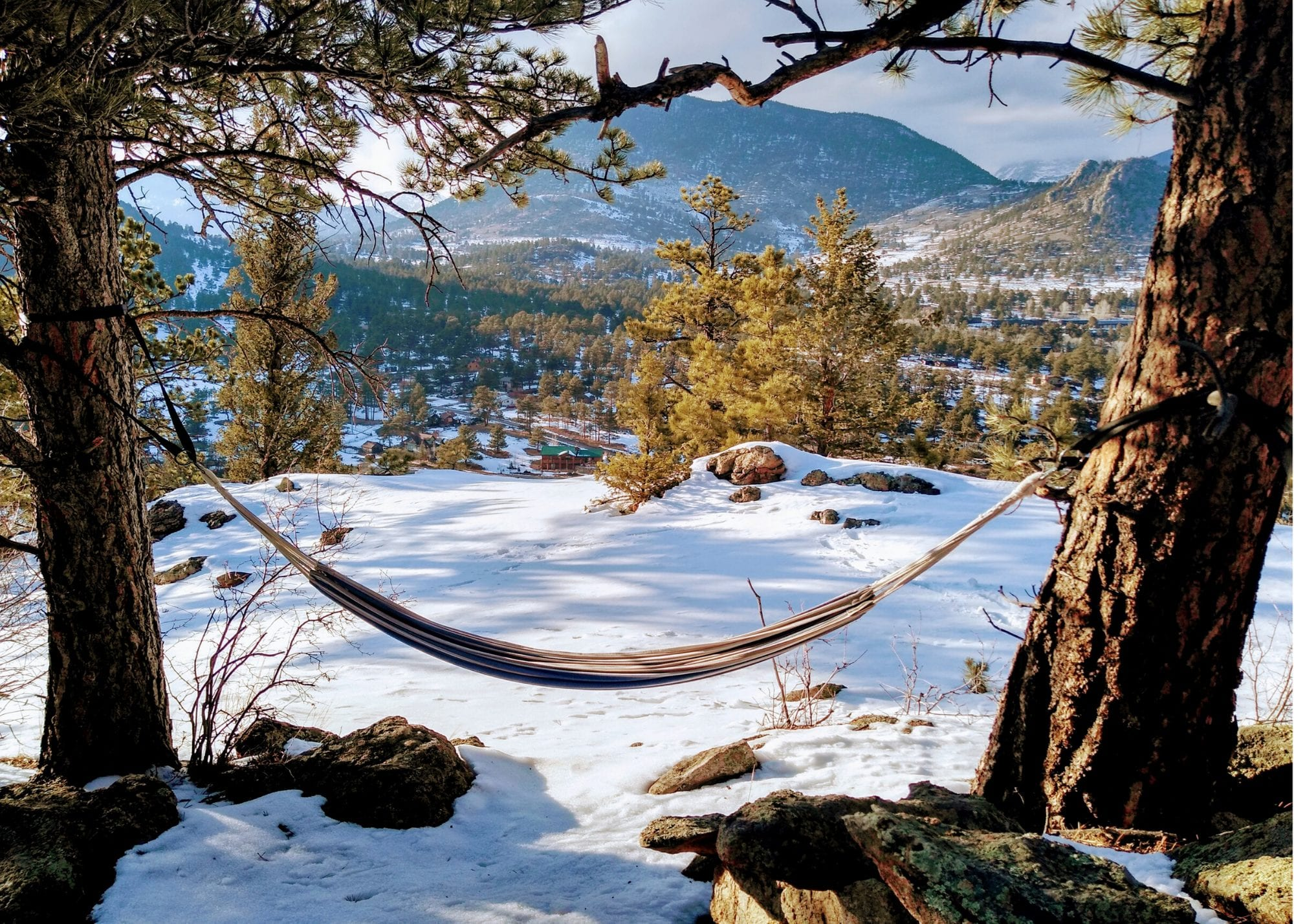 Things to do in Estes Park in winter
