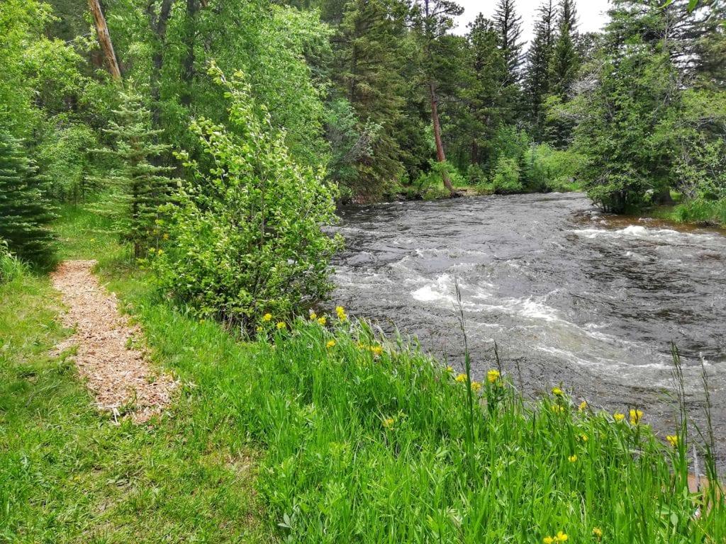 riverwalk outdoor scenery
