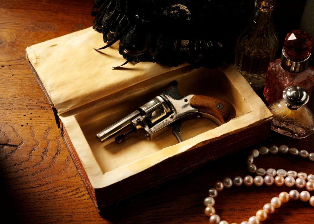 Murder Myster Romantic RiverSong Inn